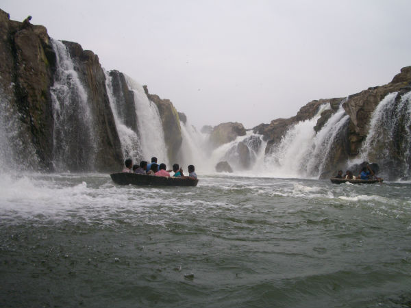 10 One day destinations from Bangalore - Hogenakkal Falls