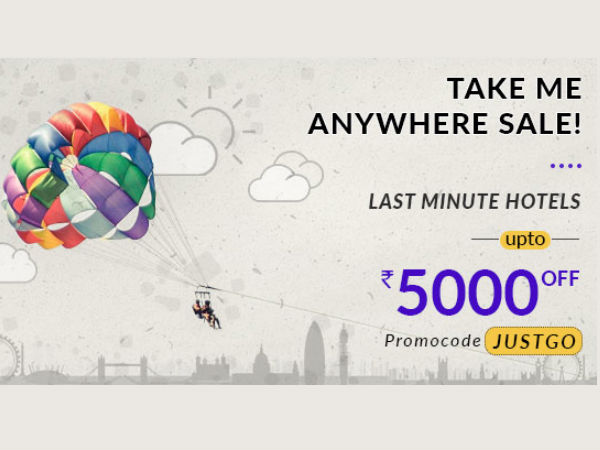 GET 50% OFF ON NATIVEPLANET HOTELS!