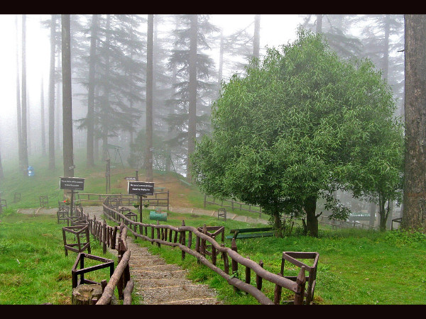 Tourist Places Near Mussoorie