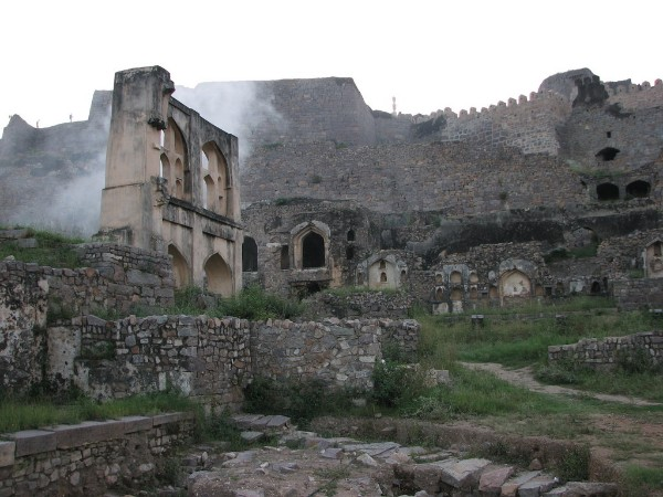 Haunted Forts in India