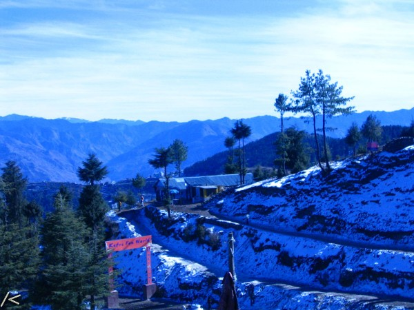 Travel to the spellbinding hill station of Kufri in Shimla!