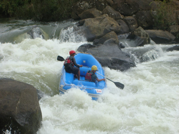 5 River Rafting Places Near Bangalore