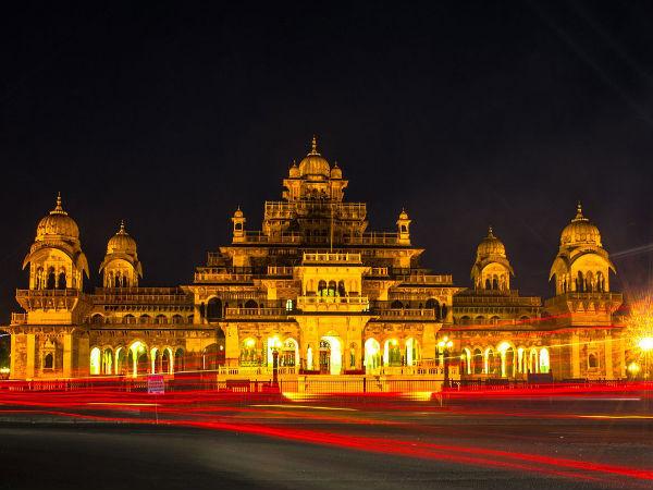 Visit the Stunning Albert Hall Museum in Jaipur!