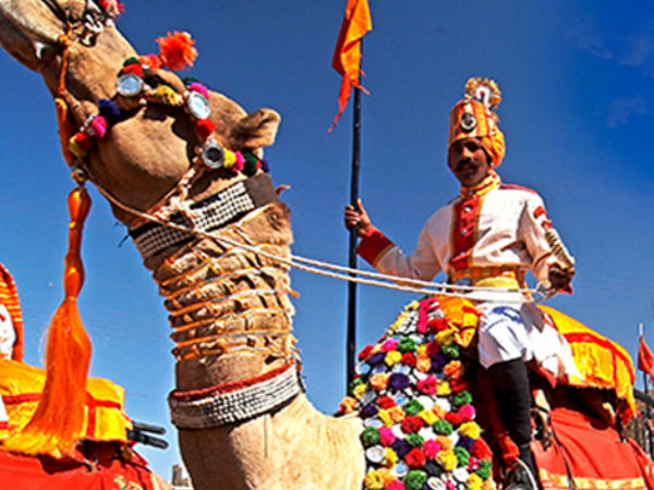 Tour Rajasthan And Experience These 5 Unique And Vibrant Festivals You Are Unaware Of!