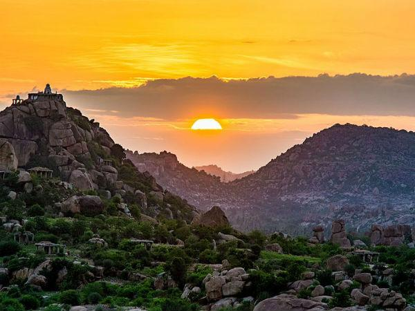 15 Breathtaking Sunset Destinations in Karnataka!