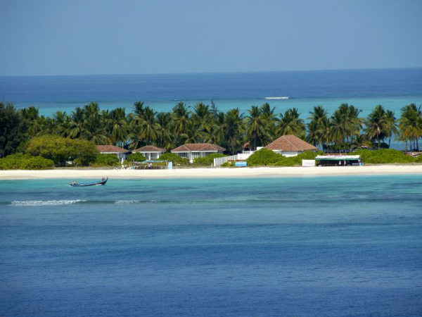 Visit the Kadmat Island in Lakshadweep!