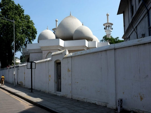 Thousand Lights Mosque in Chennai!