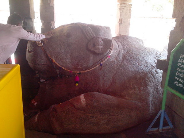 Famous Nandi Statues in South India