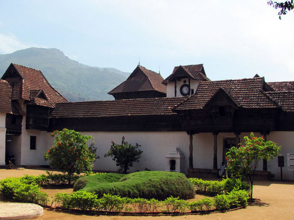 Visit the Padmanabhapuram Palace in Kanyakumari