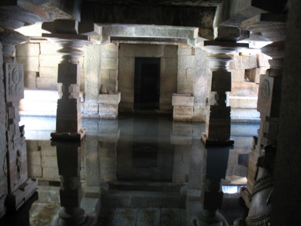 Did You Know About the Underground Shiva Temple in Hampi?
