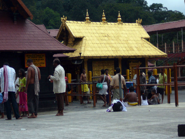 Sabarimala and the 18 Holy Steps - Nativeplanet