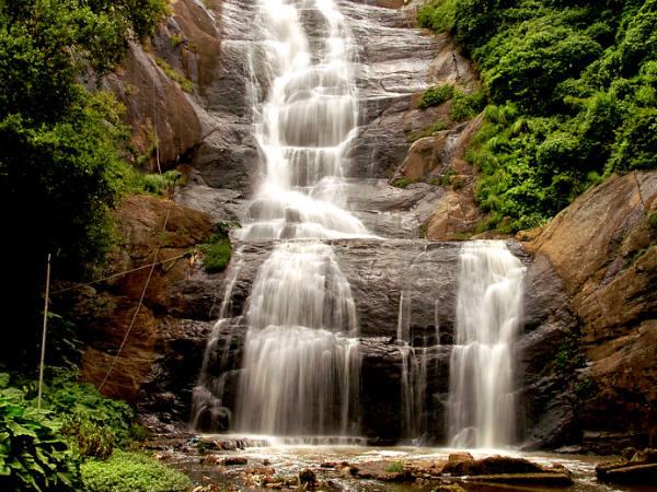 4 Popular Waterfalls in Kodaikanal