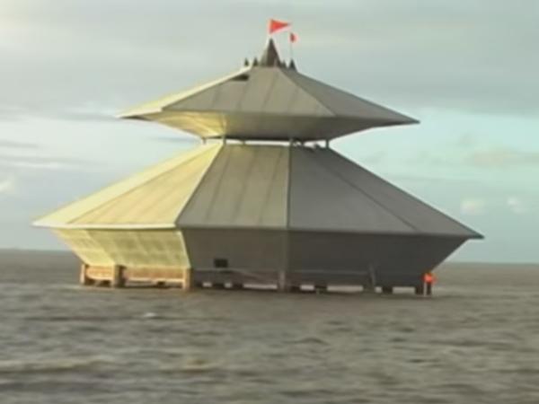 The Vanishing Spectacle: Stambheshwar Mahadev Temple in Gujarat