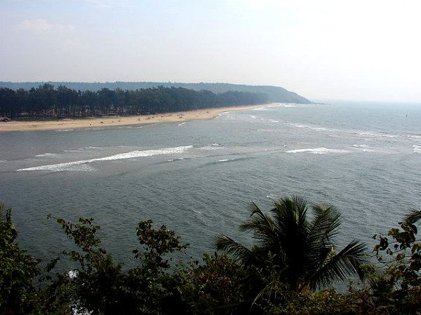 Fort Tiracol in Goa
