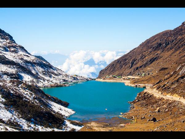 Colour Changing Lake: Tsomgo Lake Near Gangtok