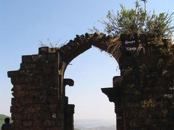 Take a Tour of Vishalgad Fort in Maharashtra