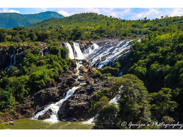 22 Amazing Road trips from Bangalore - Shivanasamudra Falls