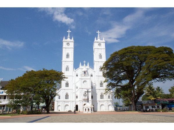 Basilica of Our Lady of Ransom in Kerala