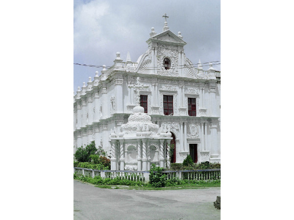 St.Paul's Cathedral in Diu