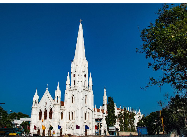 Christmas Special: 12 Most Beautiful Churches in India