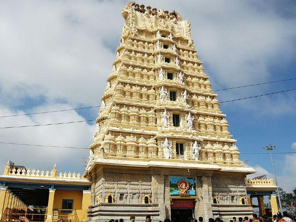 Best of 2016: 9 Famous Devi Temples in Karnataka