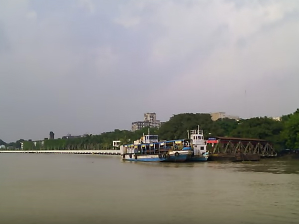 Famous River Ghats of Kolkata