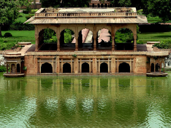 Another Jal Mahal: Deeg Palace in Bharatpur