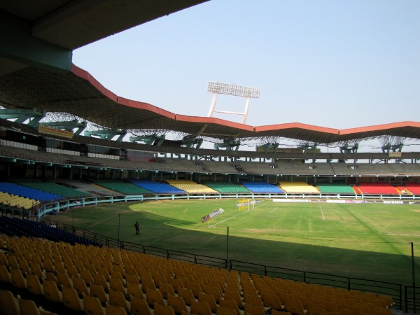 Best football stadiums in India