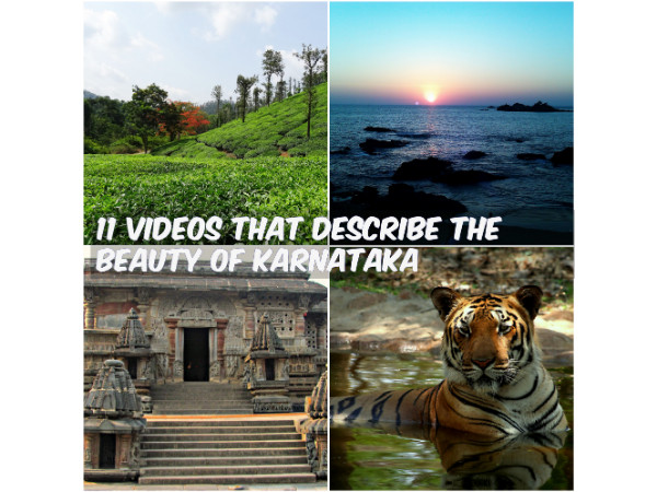 11 Videos Show Why Karnataka Tourism is The Best!