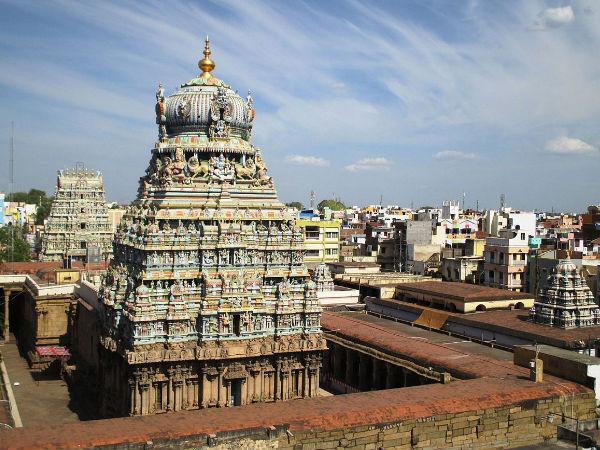 Best of 2016: The Ancient Koodal Azhagar Temple in Madurai