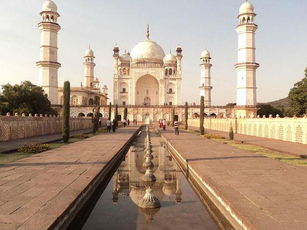 Travel to the Mini Taj Mahal of India!