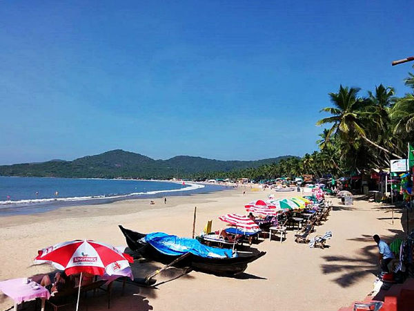visit south goa this season