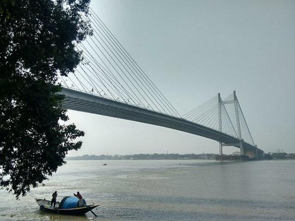 Famous River Ghats of Kolkata