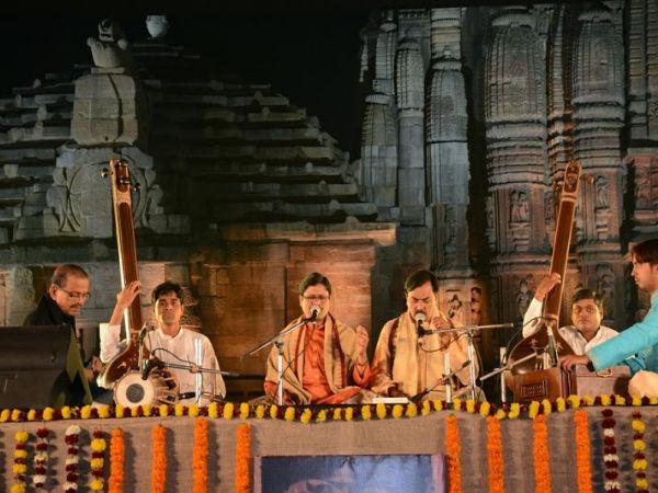 Rajarani Music Festival in Bhubaneswar