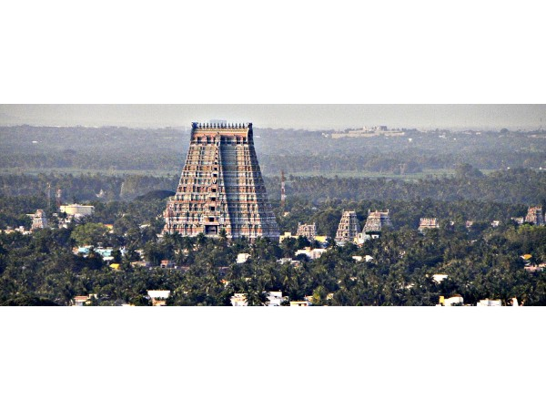 Very interesting facts about the largest functioning temple in the world - Ranganathaswamy Temple!!
