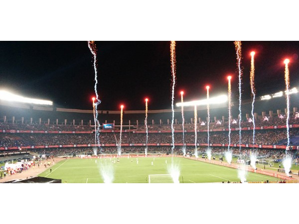 As India is gripping onto the football fever, take a look at the best football stadiums in India!