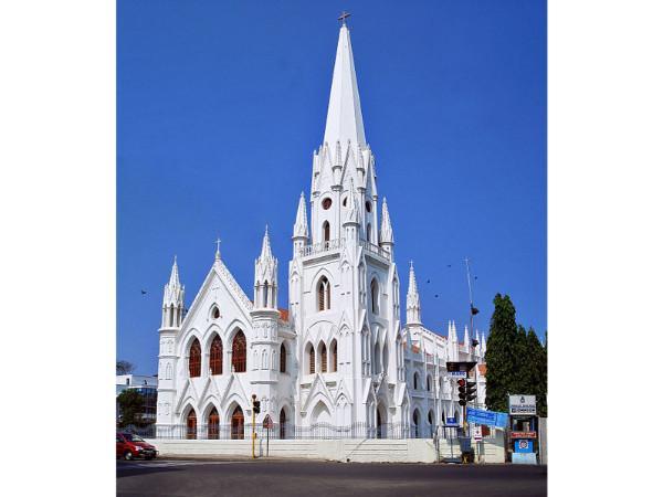 San Thome Basilica – A Historical Pilgrimage in Chennai
