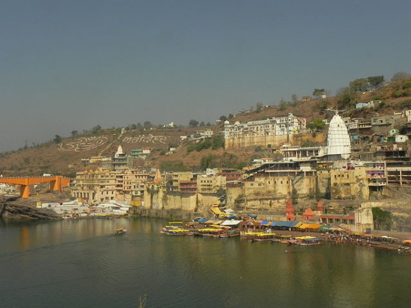 6. Omkareshwar Temple