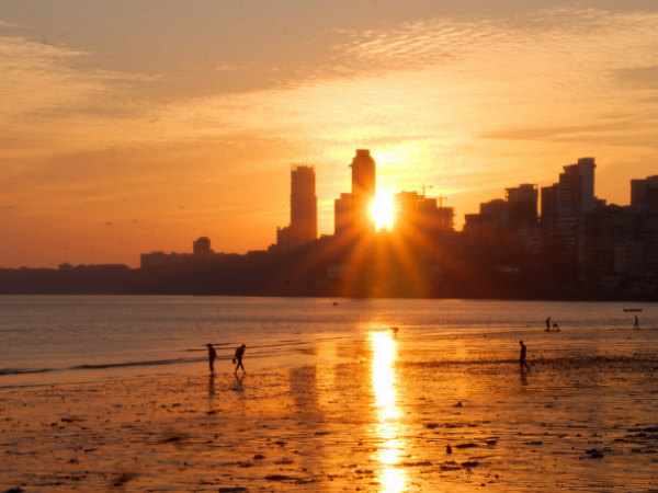 Tourist Places in Chowpatty