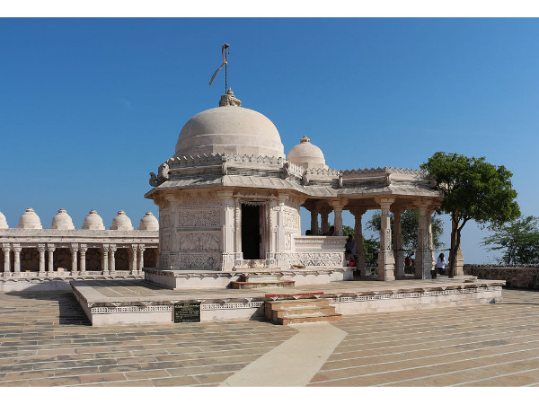 Famous Temples in Palitana