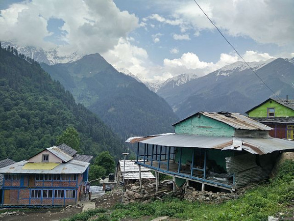 Tourist Places In And Around Kasol