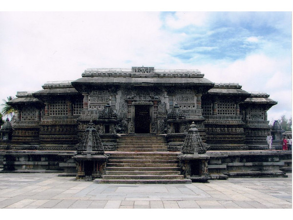 History of Chennakeshava Temple