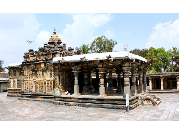 Architecture of Chennakeshava Temple