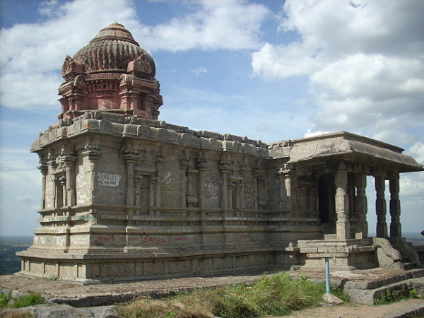 Attractions Of Gingee Fort