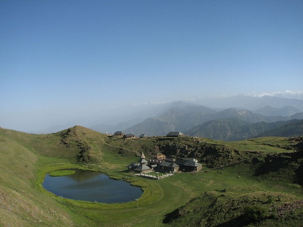 Let's trek to an out of this world destination in Himachal Pradesh -Prashar lake in Mandi