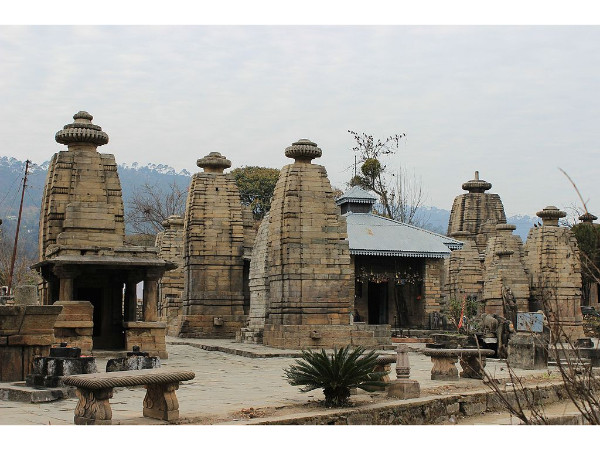 Baijnath Temple In Himachal Pradesh