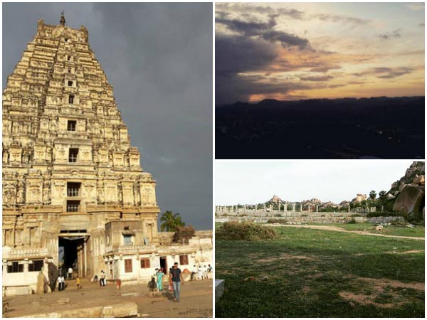 Backpacking From Bangalore To Hampi Under Rs 4000