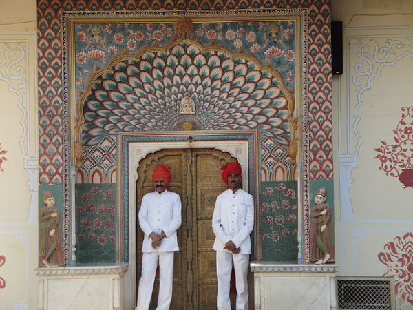 A Photo Tour Of The City Palace In Jaipur