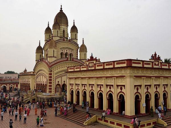 Dakshineswarar Kali Temple in Kolkata
