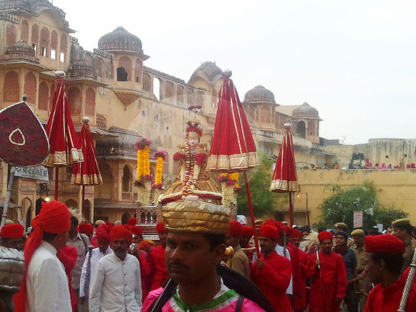 Festivals of Jaipur That You Must Not Miss!